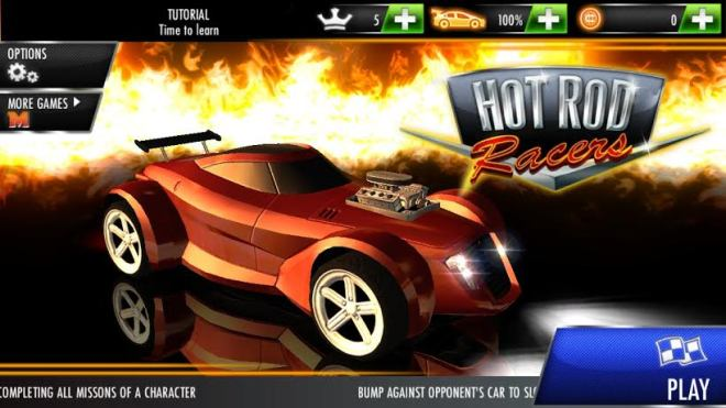 Miniclip Brings Hot Rod Racers To Windows Phone Free Play Impressions