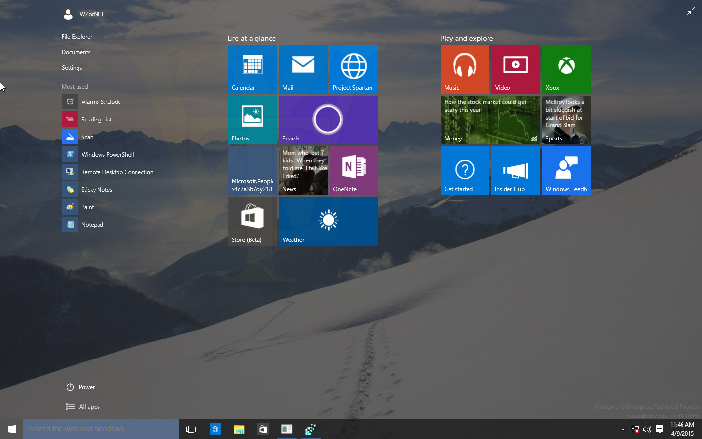 FULL Windows 10 Redstone 1 Build 14393 x64