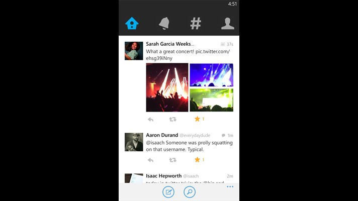 Twitter app for Windows 10 updated with new features and
