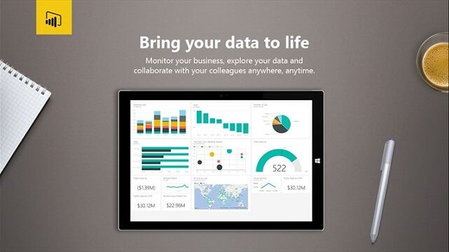Microsoft has released a fresh update for it power bi app for desktop