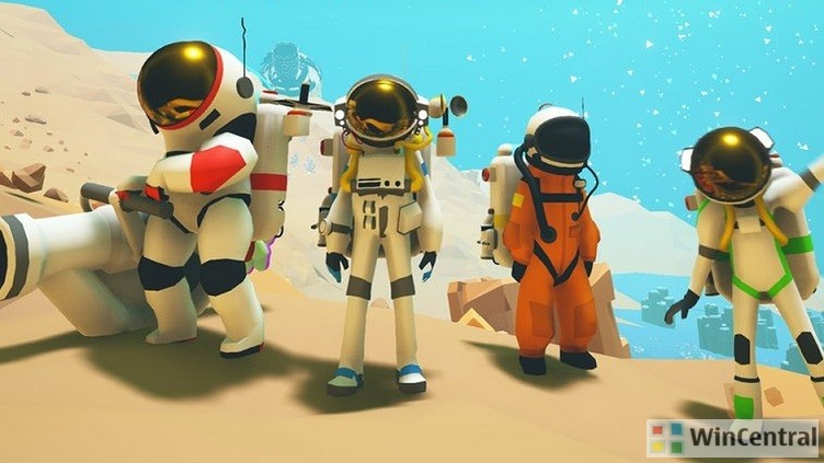 Astroneer game preview launched for xbox one and windows 10
