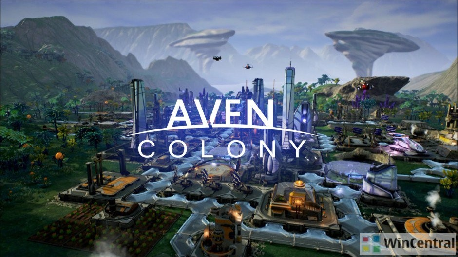city building strategy game aven colony coming soon to xbox one