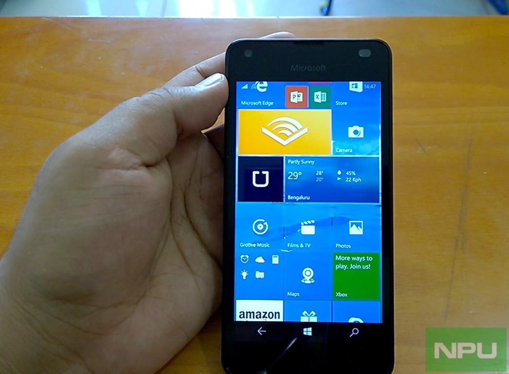 Lumia 640 windows 10 mobile experience on the web windows central -  What S New Windows 10 Mobile Anniversary Update Build 10 0 14393 1770 Live Now For Non Insiders