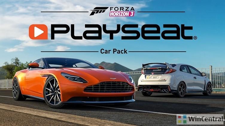 Playseat Car Pack