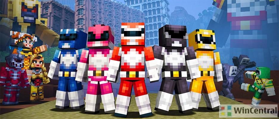 Power Rangers pack