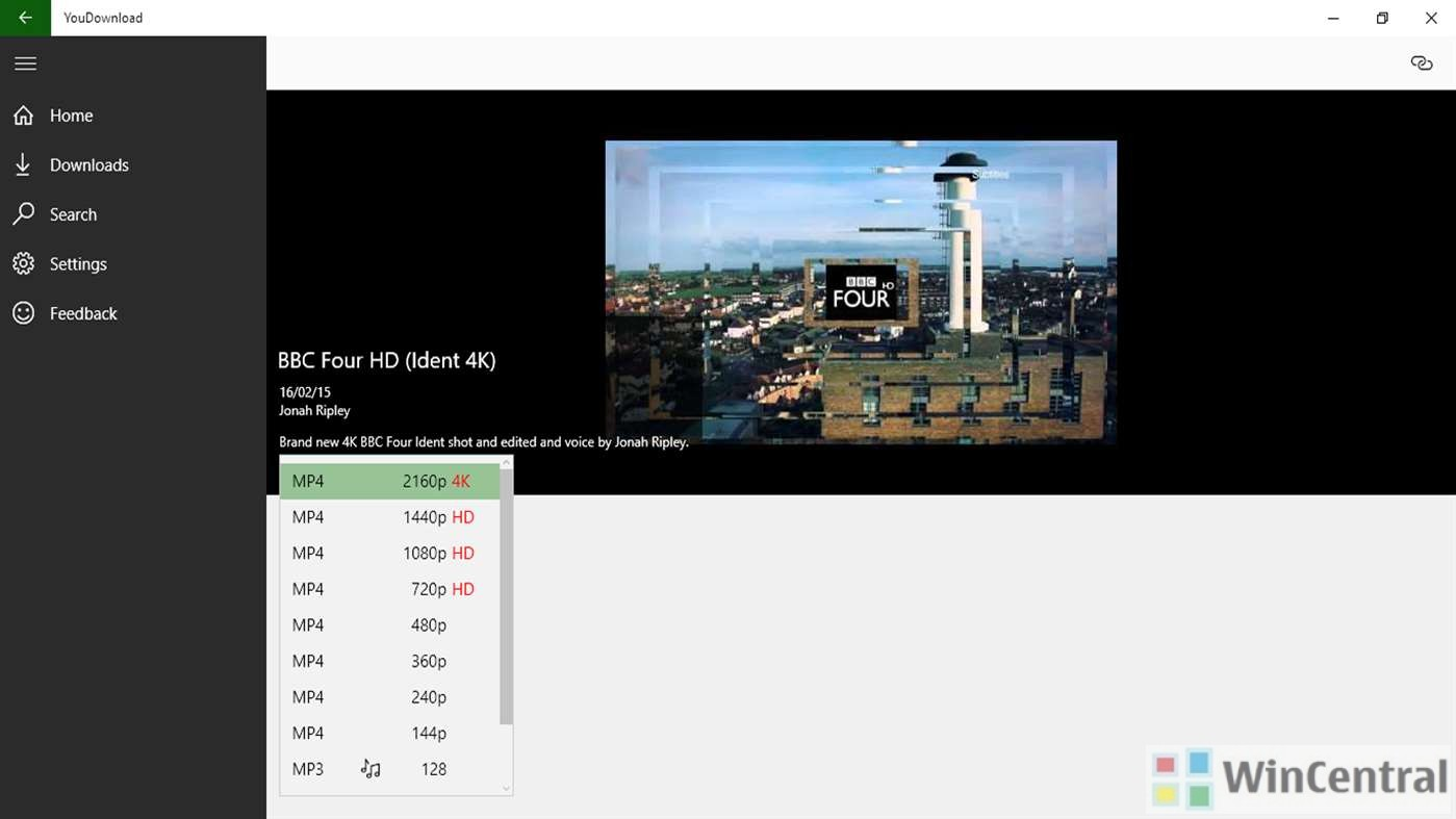 YouDownload for YouTube for Windows Phone goes free as myAppFree app of the  day