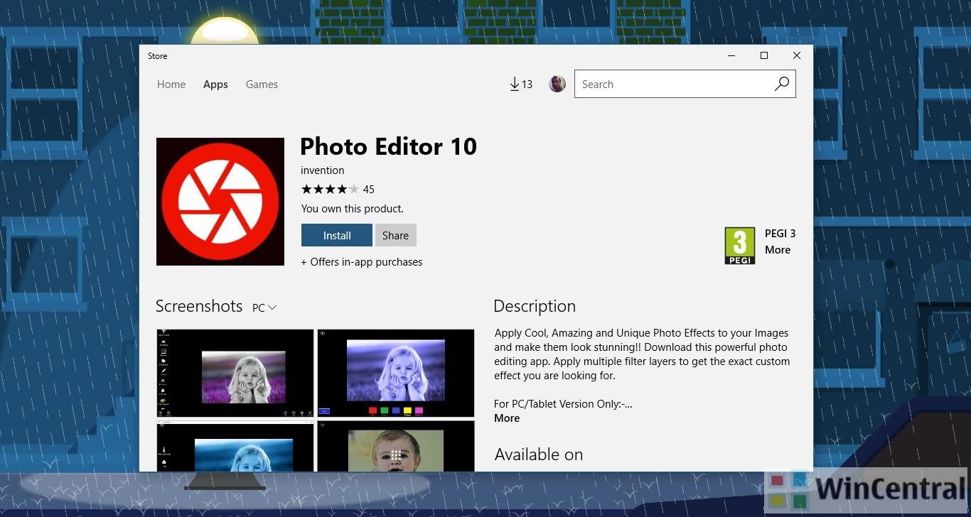 Photo Editor 10