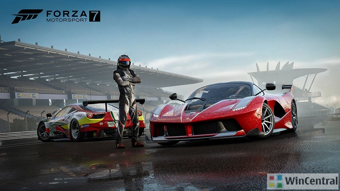 Forza 7 gets a Day 1 patch to improve PC performance