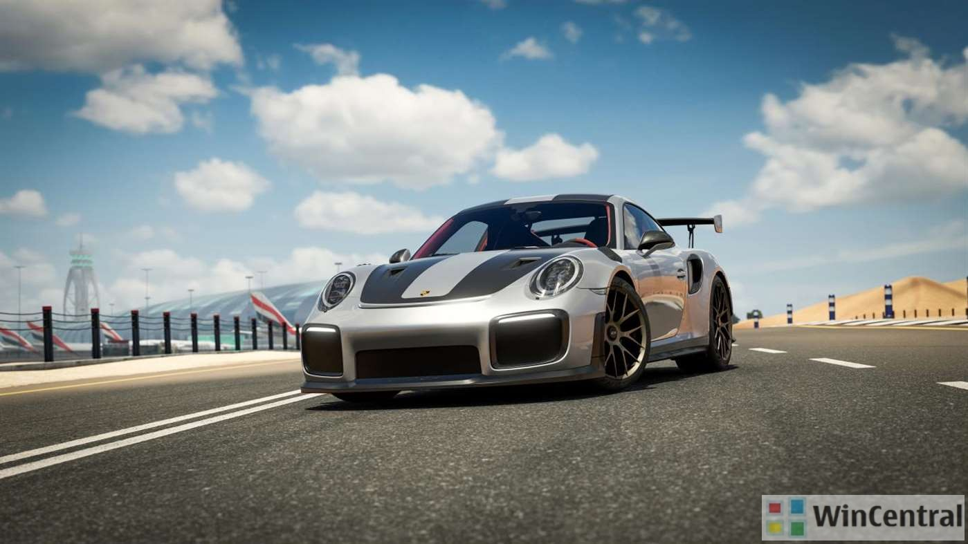Get 4K Wallpapers & Theme of Porsche 911 GT2 RS - Forza