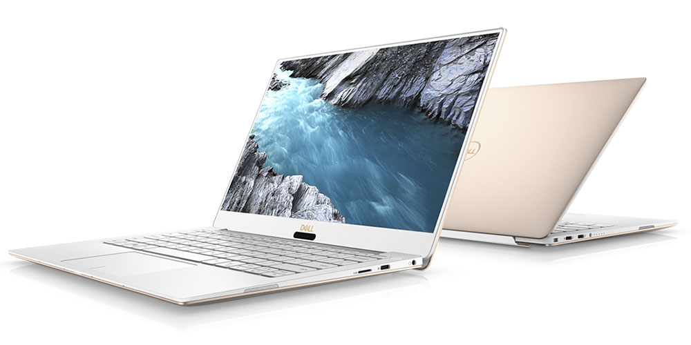 New Dell XPS 13 goes white