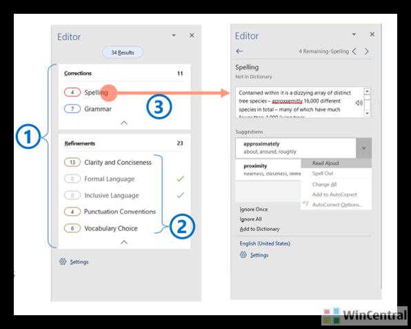 Office Insider For Windows Desktop Brings Editor Overview Pane For Words