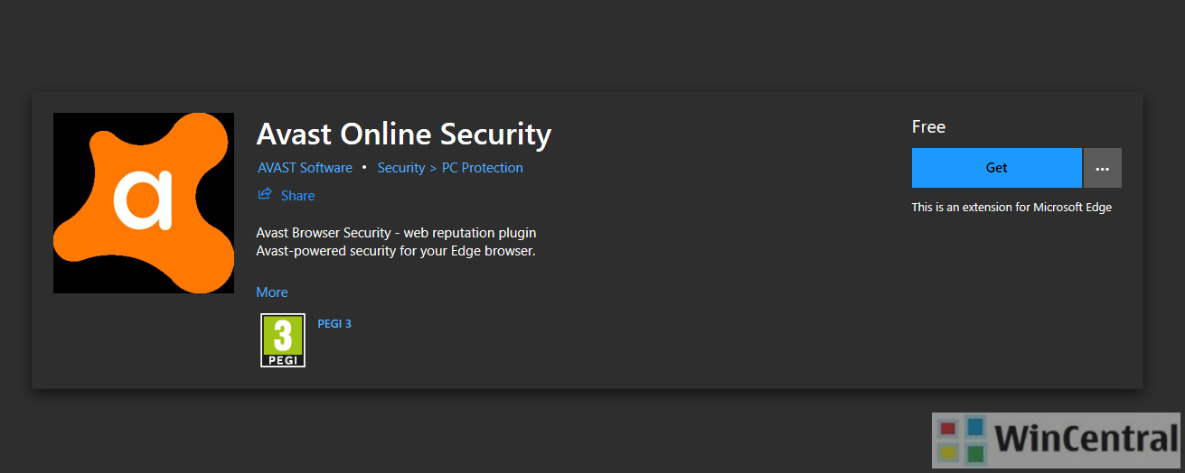 avast online security avast browser security and web reputation plugin