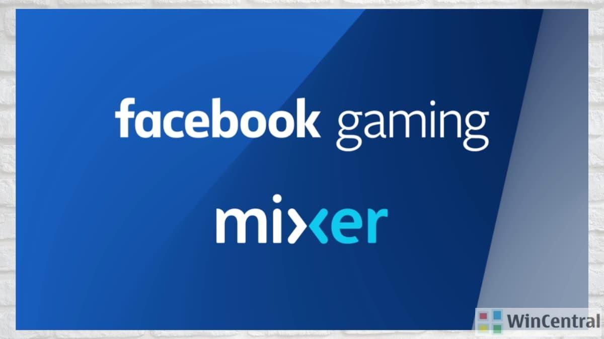 Mixer and Facebook Gaming