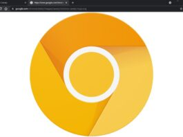 Chrome browser for desktop